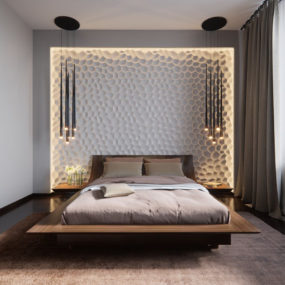 Creative Headboards That Make A Big Statement