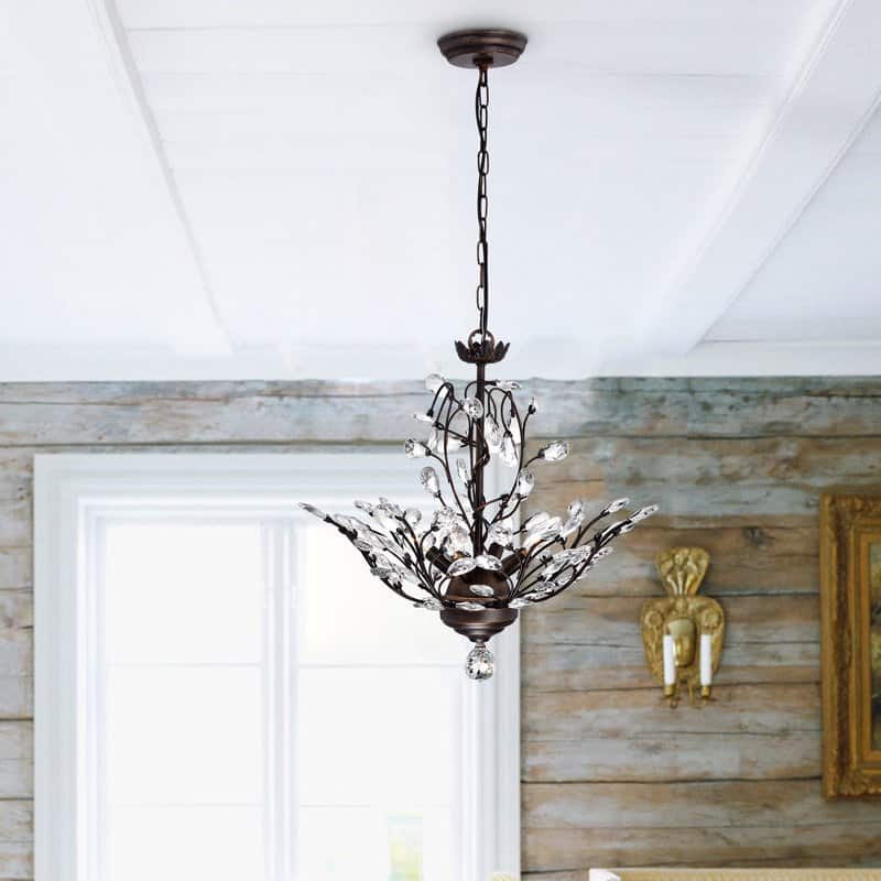 15 bedroom chandeliers that will round out your personal redo aloadofball