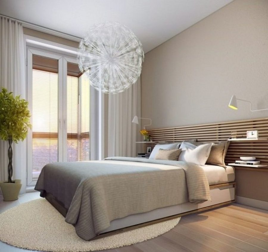 Tan Zen Modern Bedroom 900x844 These 15 Modern Bedrooms Will Reignite Your Love For Contemporary Style