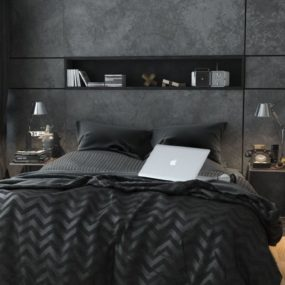 Ultra Modern Bedroom