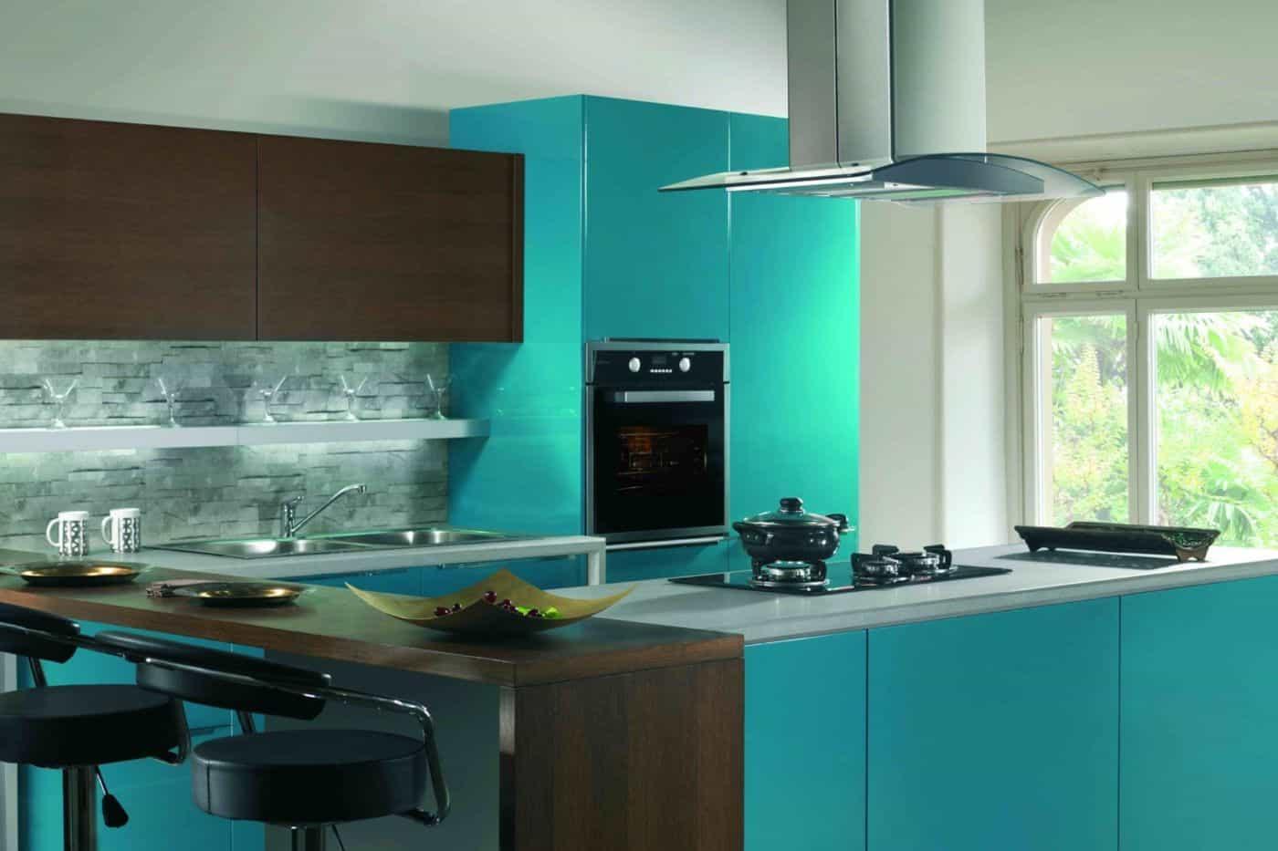 Green Kitchens That Will Make You Envious