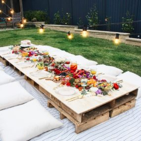 Garden Party Ideas To Embrace Summer