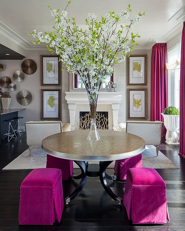 15 Trendy Home Accent Colors To Scroll Through