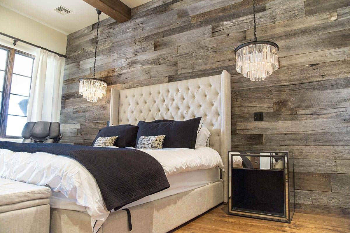 reclaimed wood bedroom 2