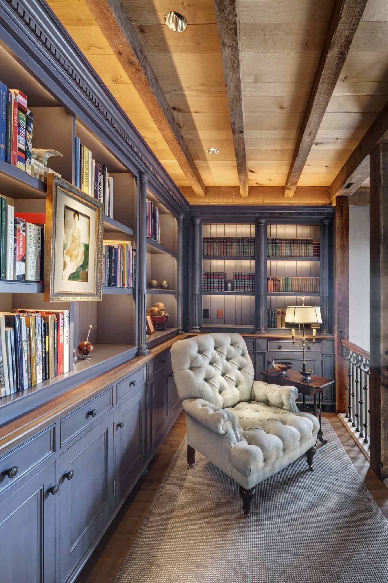 Home Library Room: 12 Home Libraries With Impeccable Style