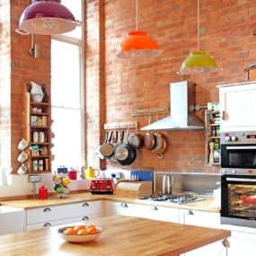 Eclectic Kitchens That Are Too Good To Be True