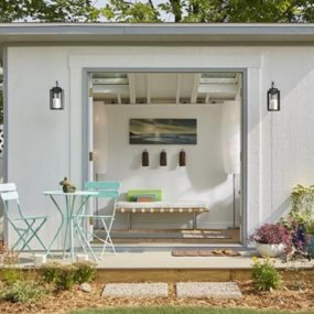 15 Versatile Studio Shed Ideas To Transform Your Backyard