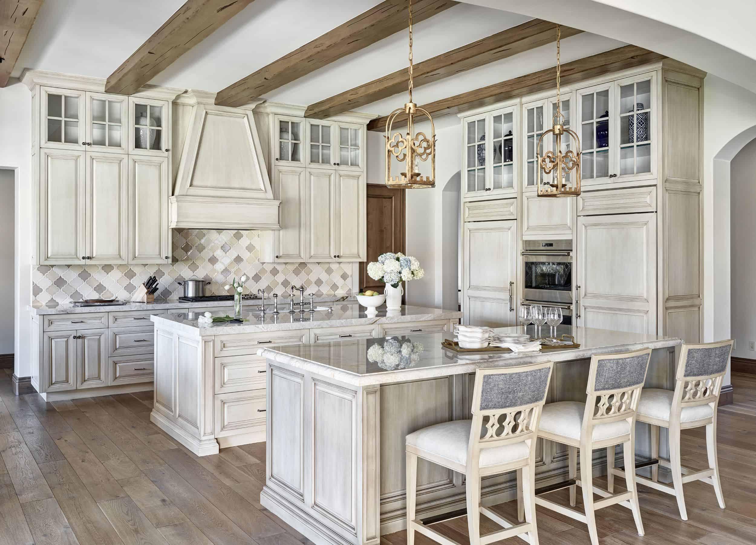 luxury kitchen concealed