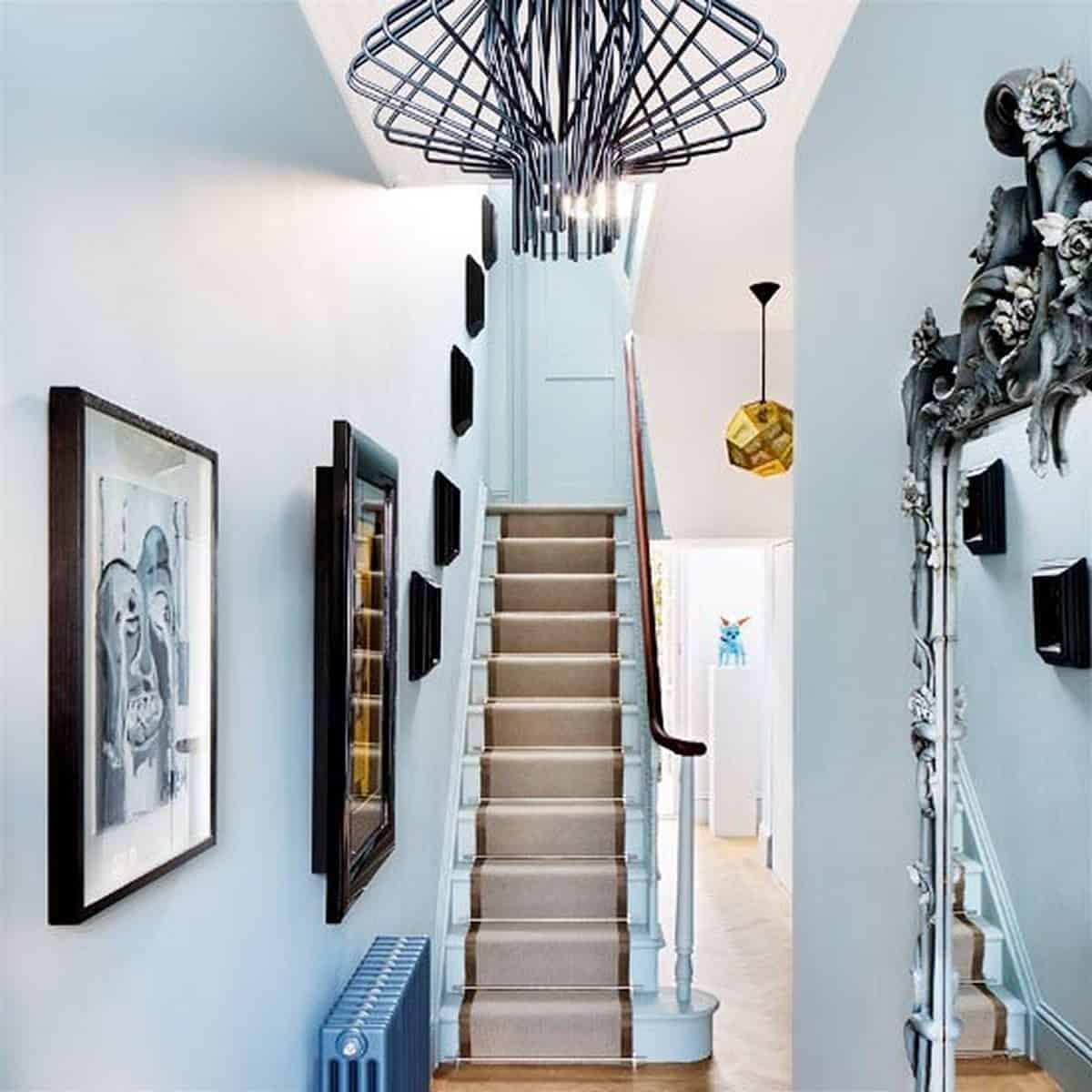 Innovative Staircase Decorating Ideas
