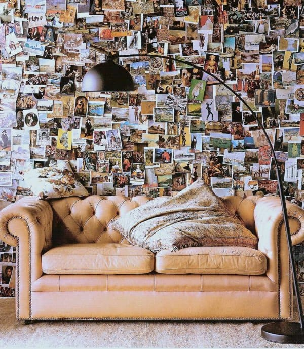 photo wall covering