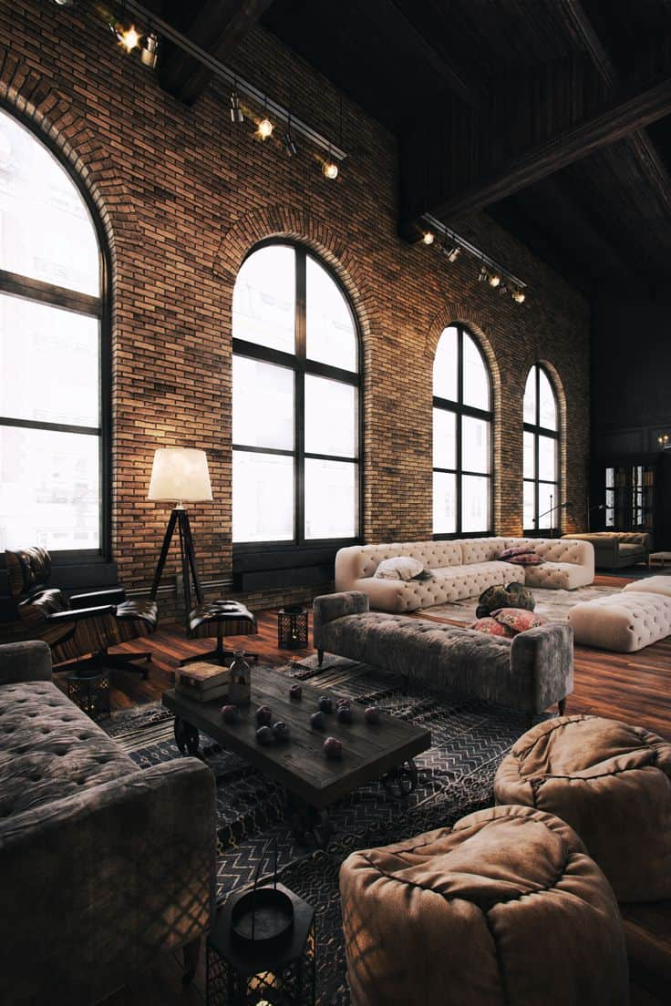 Sophisticated Loft Design Ideas
