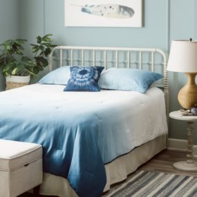 15 White Headboards To Transform Your Bedroom With