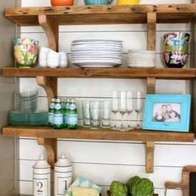 15 Rustic Shelving Options For Your Farmhouse-Flavored Home