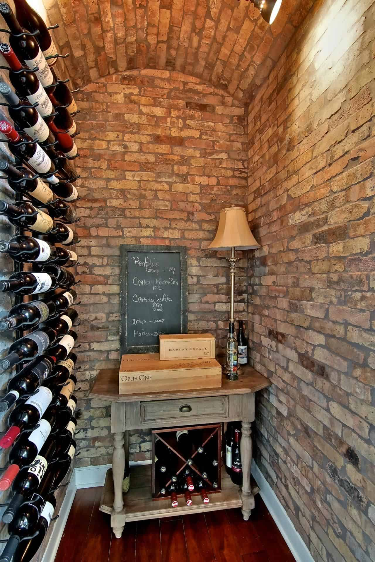 Astonishing Chic Ways To Design Your Wine Room Interior Design Ideas Tzicisoteloinfo