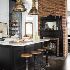 15 Black Kitchen Cabinets That You'll Swoon For