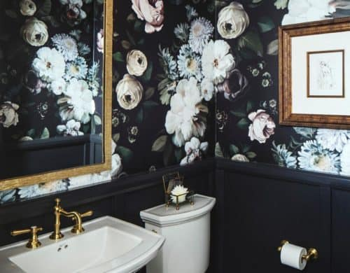 10 Powder Rooms That Will Take Your Breath Away