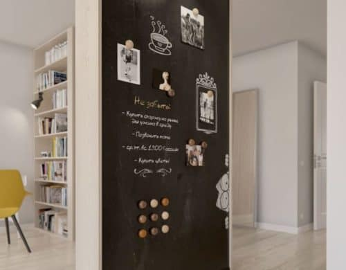 15 Chalkboard Walls You'll Want To Utilize Inside Your House