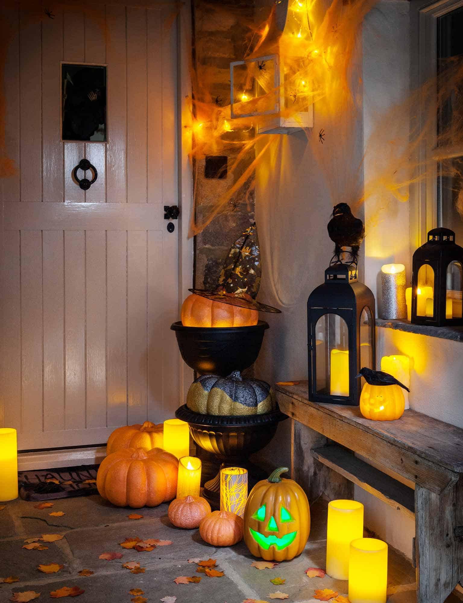 lanter hallowen