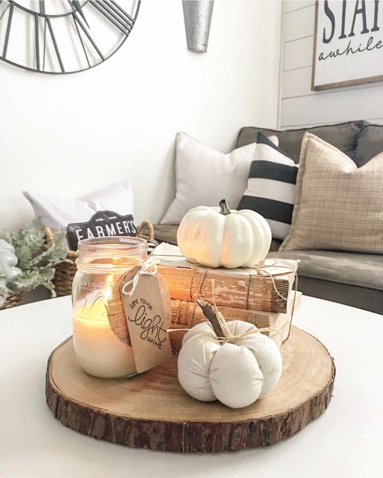 decorating ideas for fall 2015 Best of Simple fall decor IG nellyfriedel Apartment