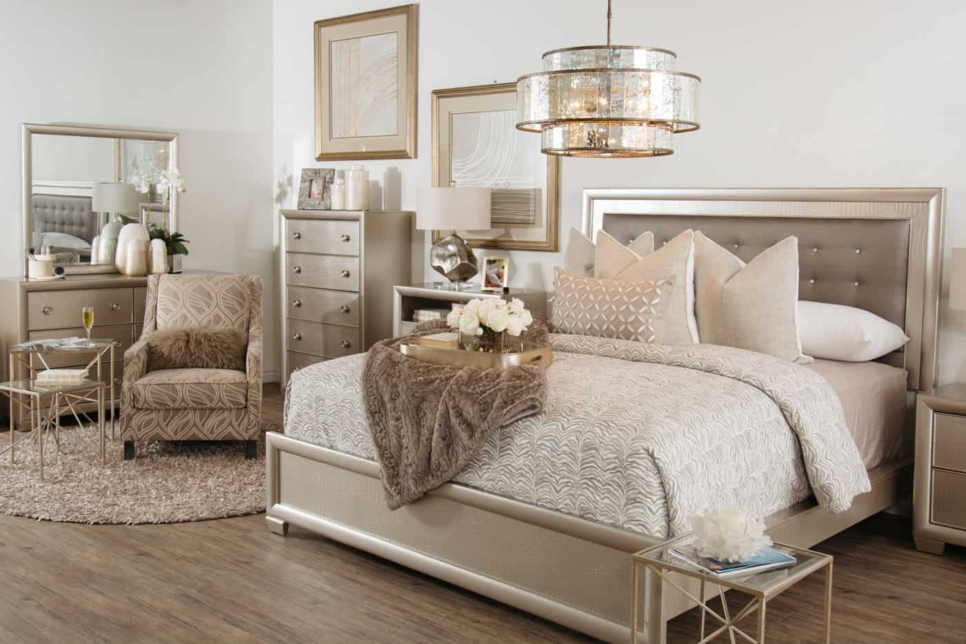 textured bedroom 2 12 Ways To Create A Cozy Room For Fall
