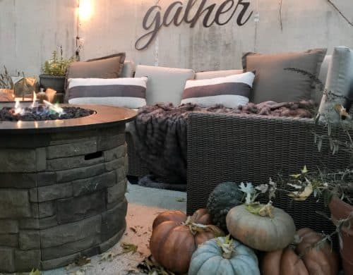 Tips To Transition Your Patio From Summer To Fall