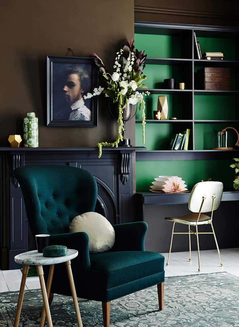 green fall decor 11 Beautiful Fall Color Schemes You Will Want To Try
