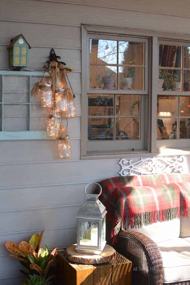 mason jar for christmas Fun and Festive Christmas Decorating Ideas