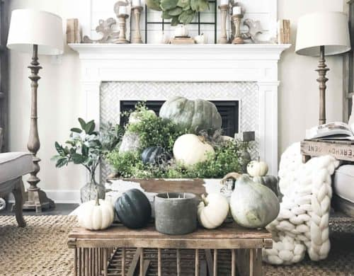 Cozy Ways To Decorate With Fall Colors