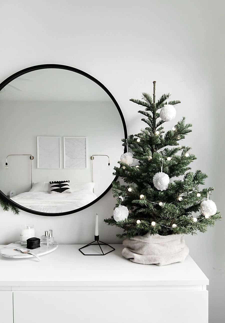 tiny elegant tree