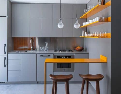 Tiny Kitchens You Are Sure To Love
