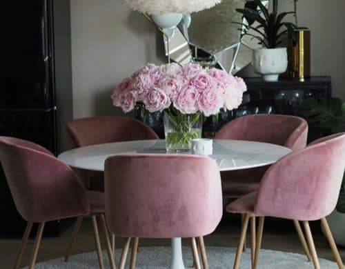 12 Ways To Make A Statement In Your Dining Room