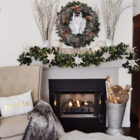 11 Christmas Garlands That Are Totally Goals