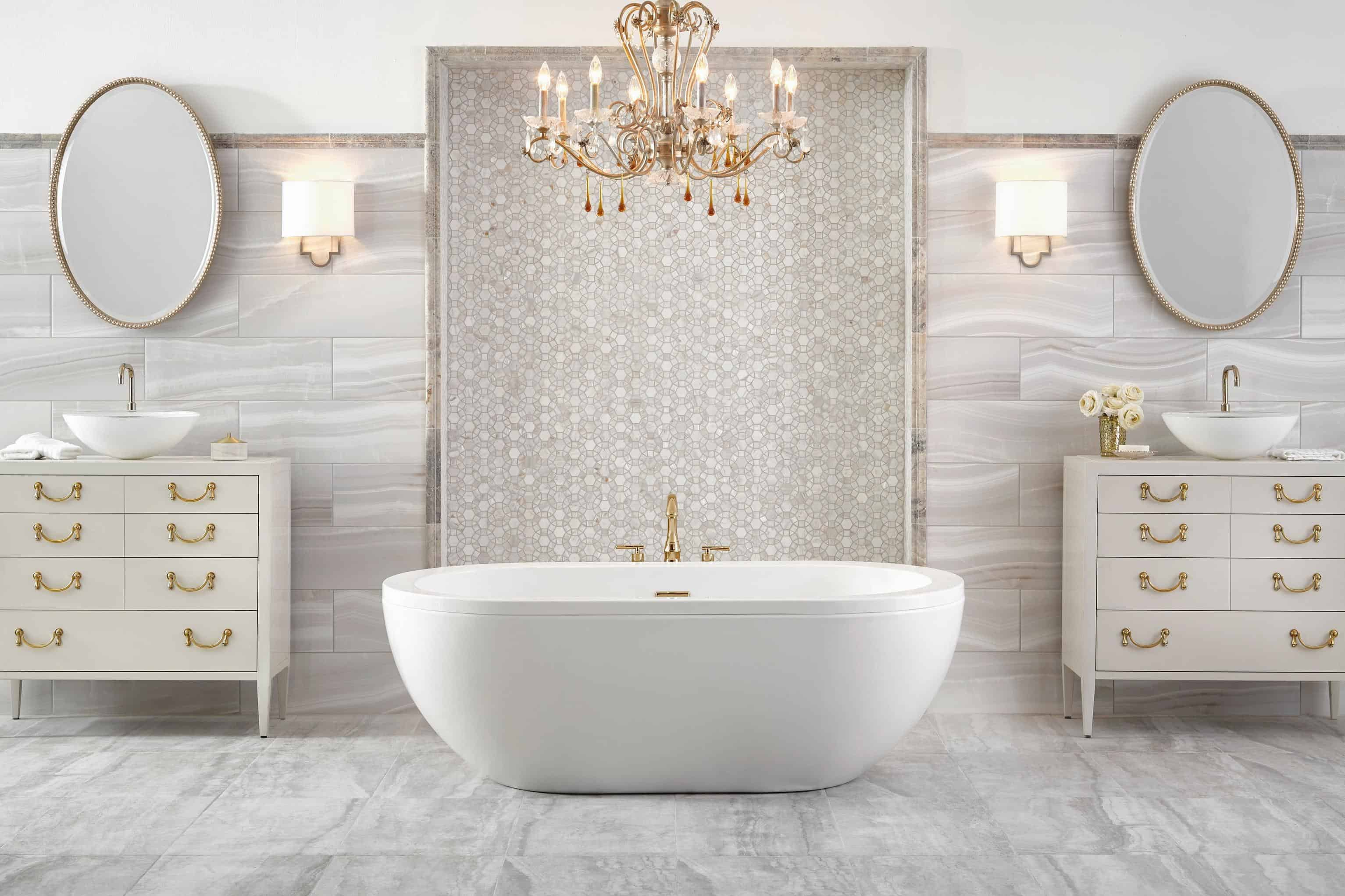 hottest bathroom trends for 2019