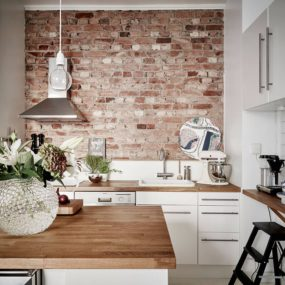 Embrace your small kitchen with these decorating ideas