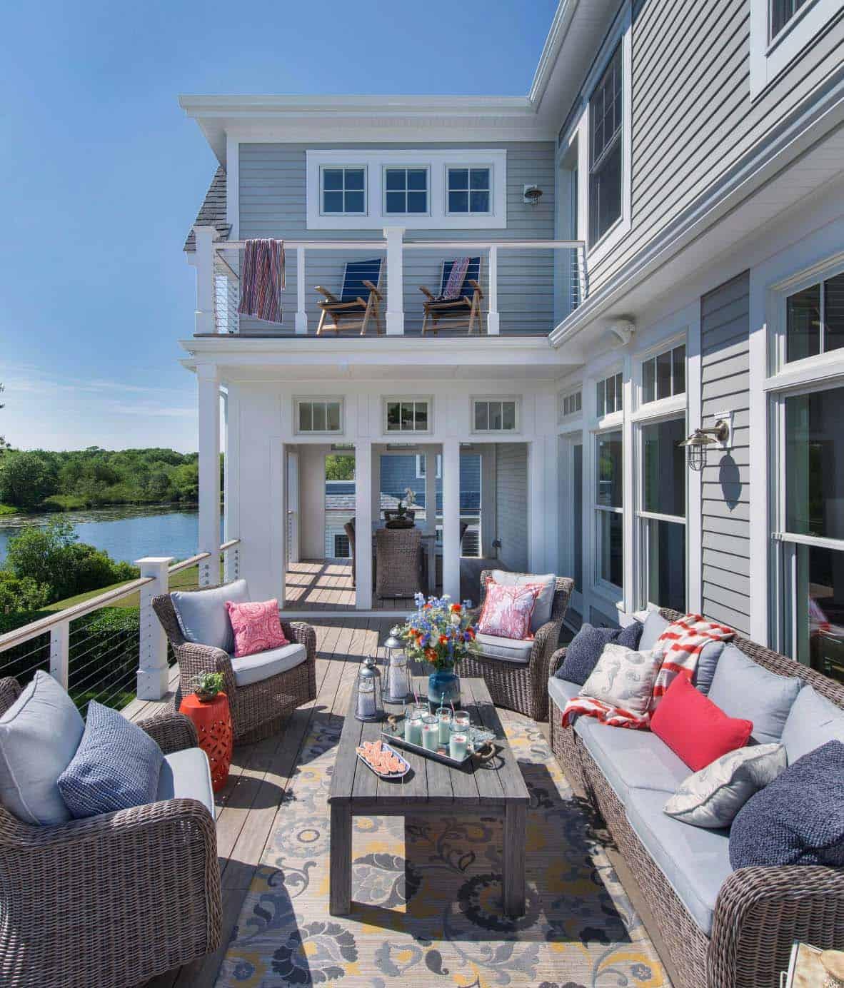 coastal deck