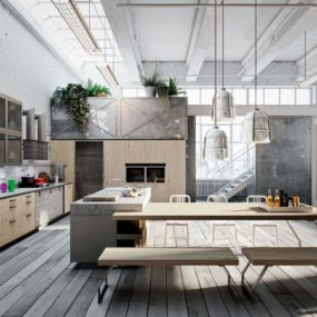 Industrial Kitchens That Will Take Your Breath Away