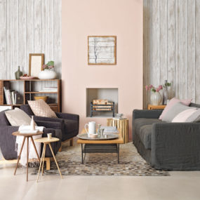 Blush pink accents that are completely taking over the design world