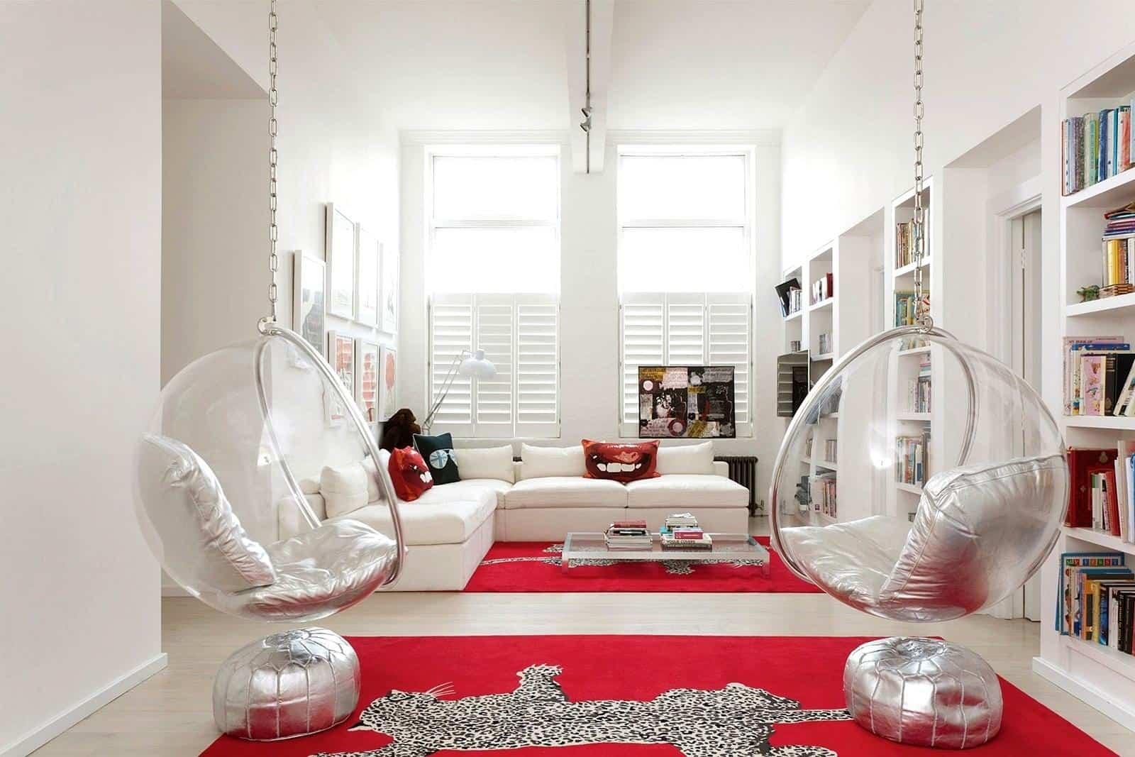 rounded decor