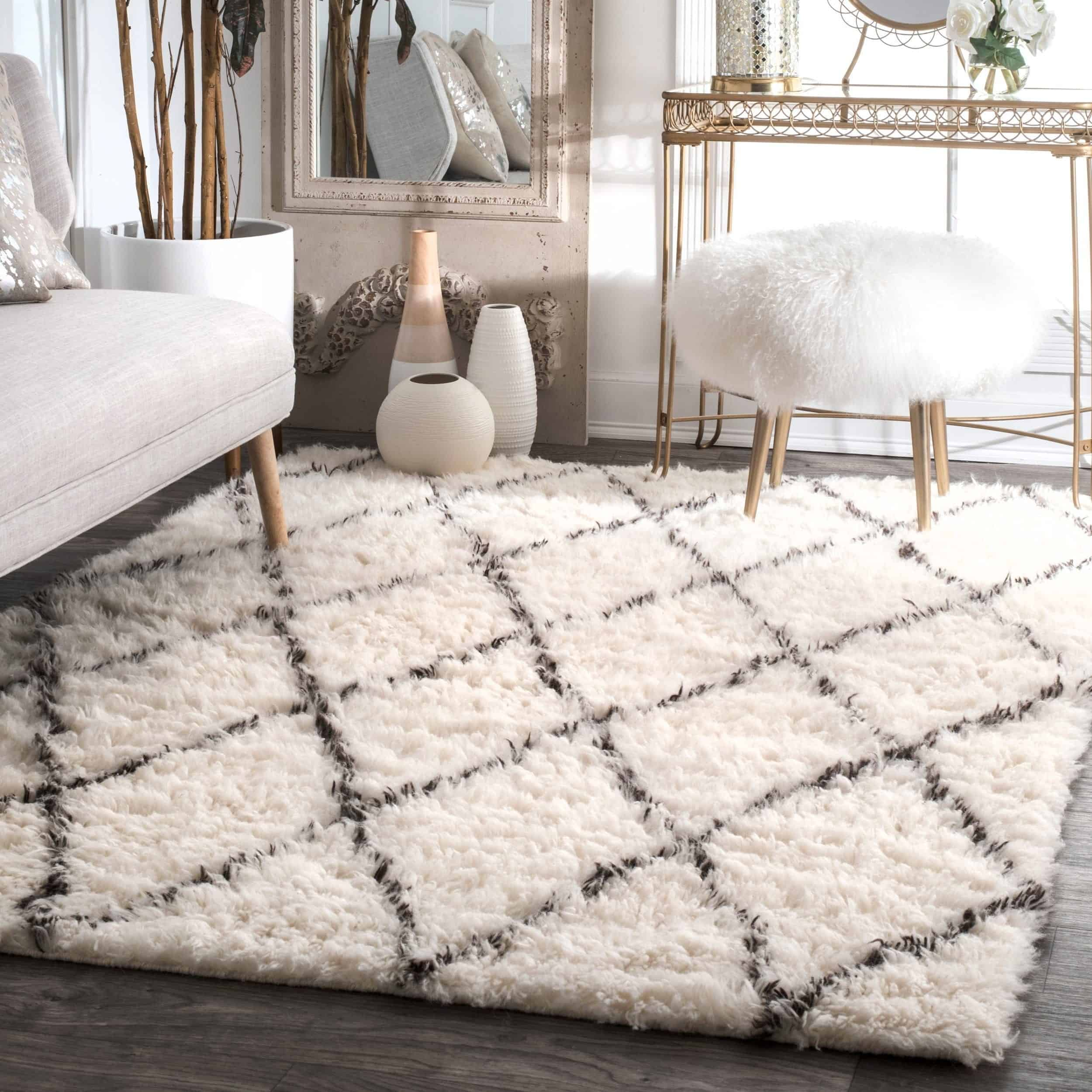 Living Room Rugs That Chicly Transform