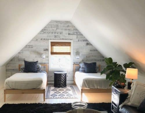 Dreamy attic rooms that will make you fall in love