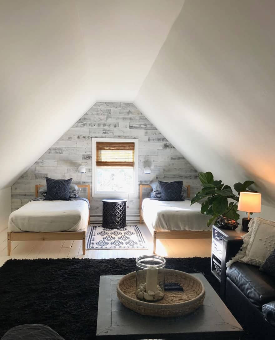 attic in guest room Dreamy attic rooms that will make you fall in love