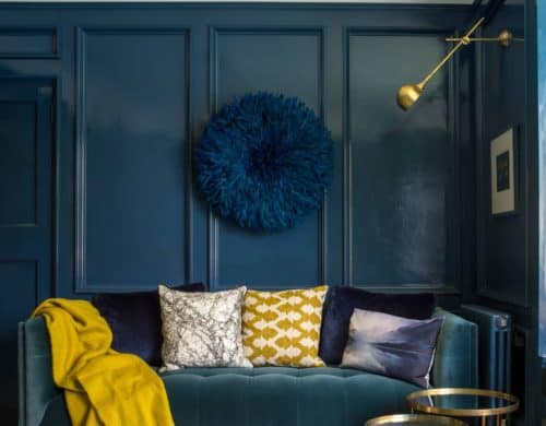 Enchanting Ways To Transform Your Living Room With Color