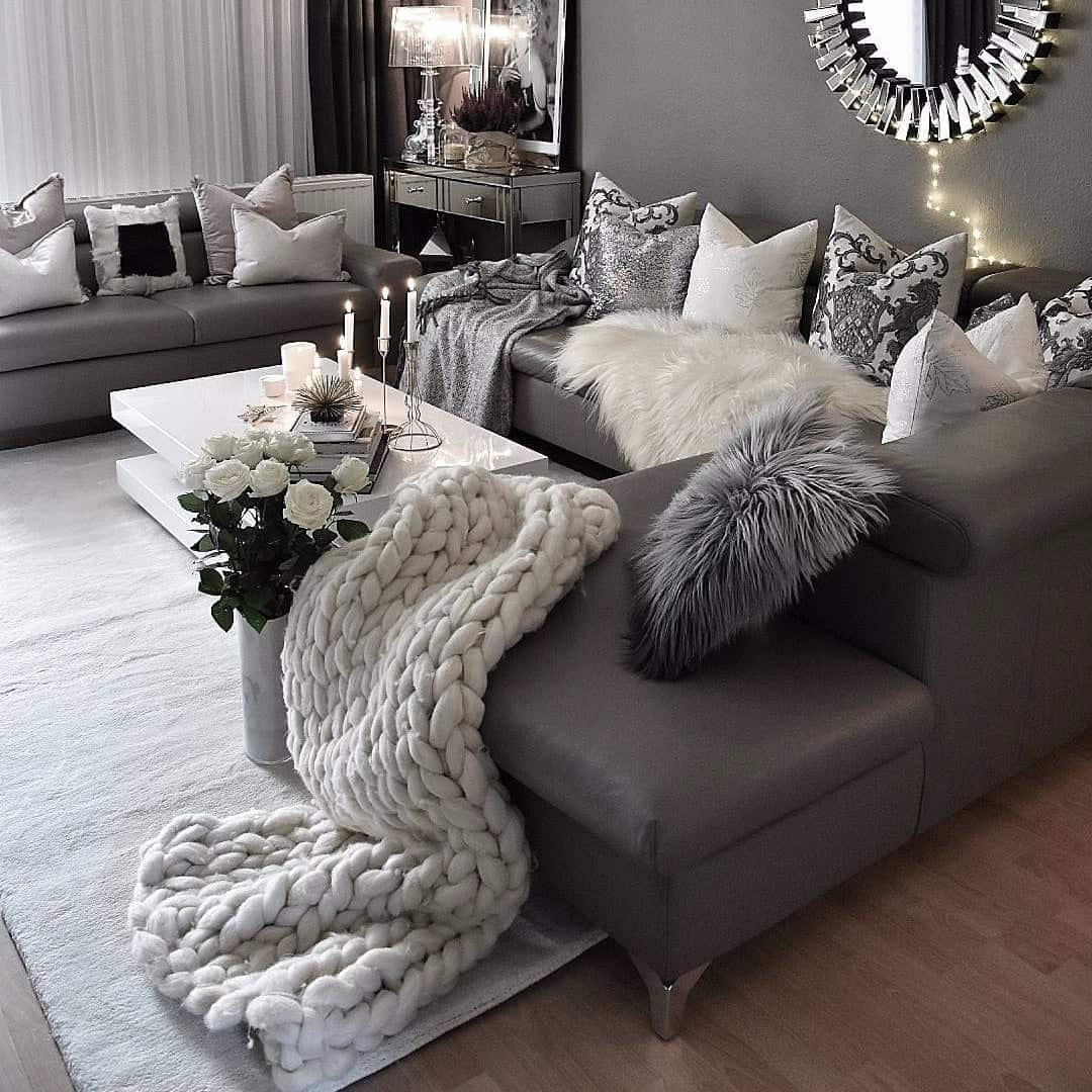 cozy dark decor