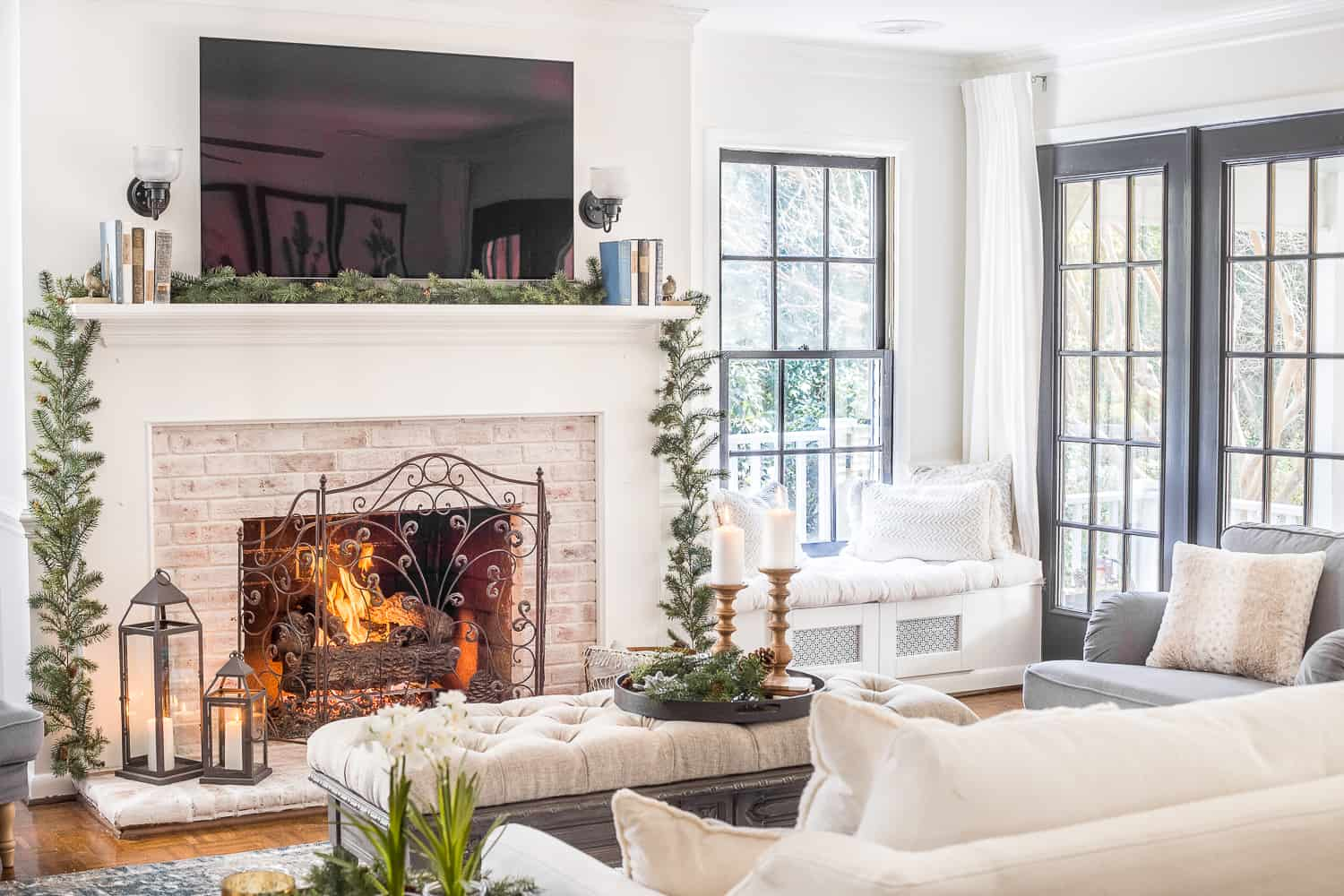 10 Ways To Add Cozy Vintage Style To Your Home This Winter