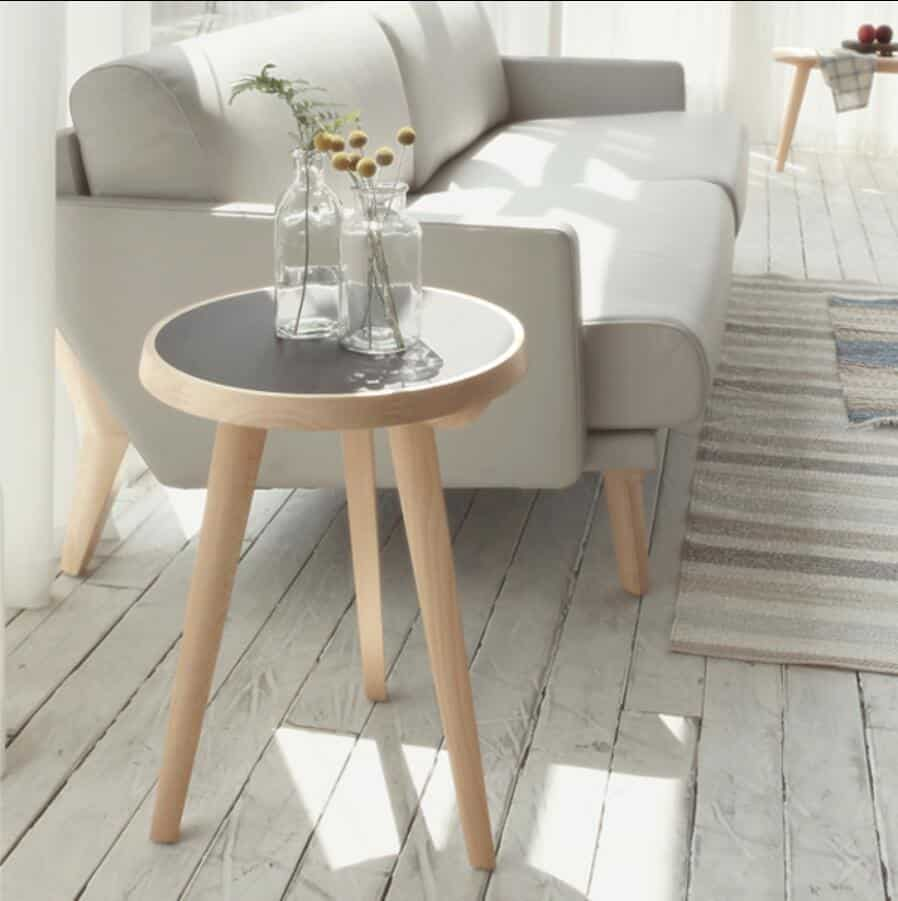 side tables in home