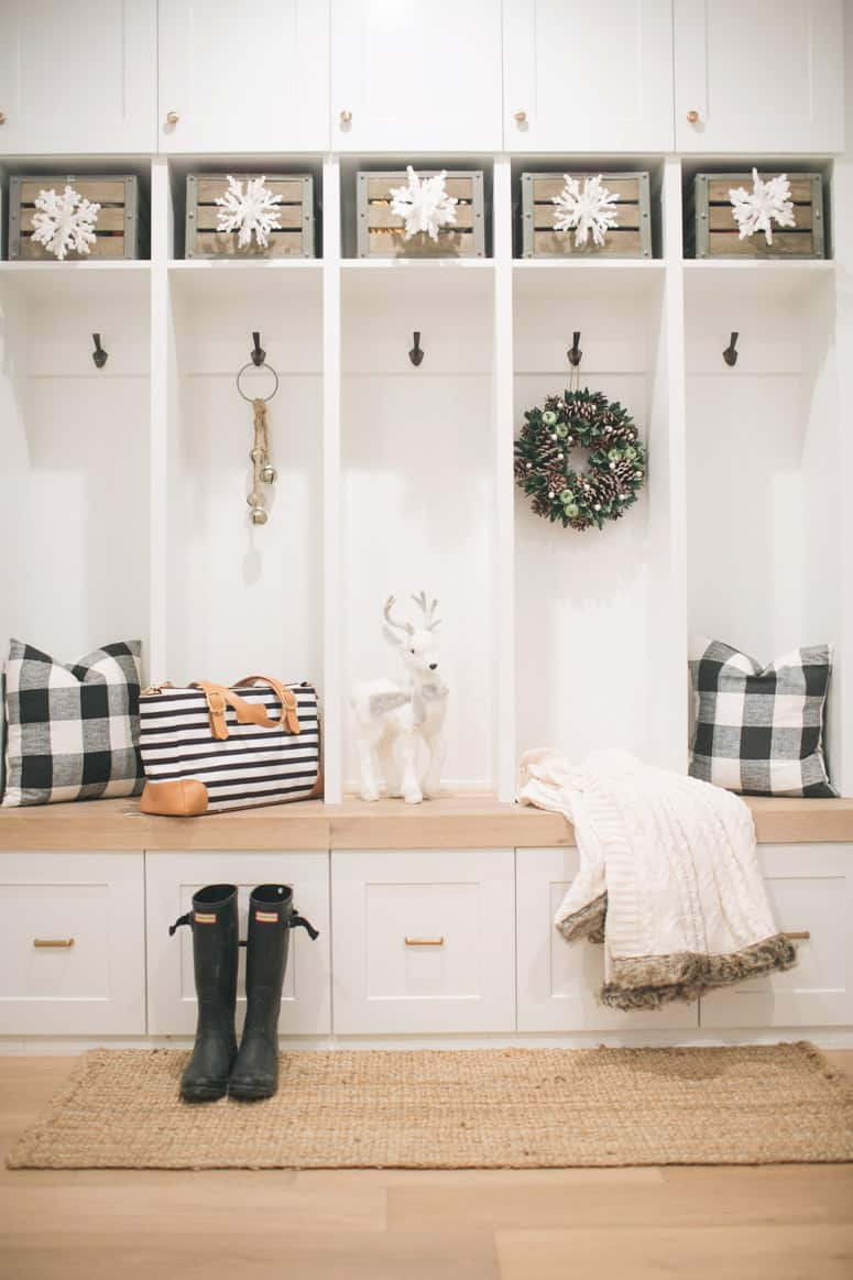 use your mudroom