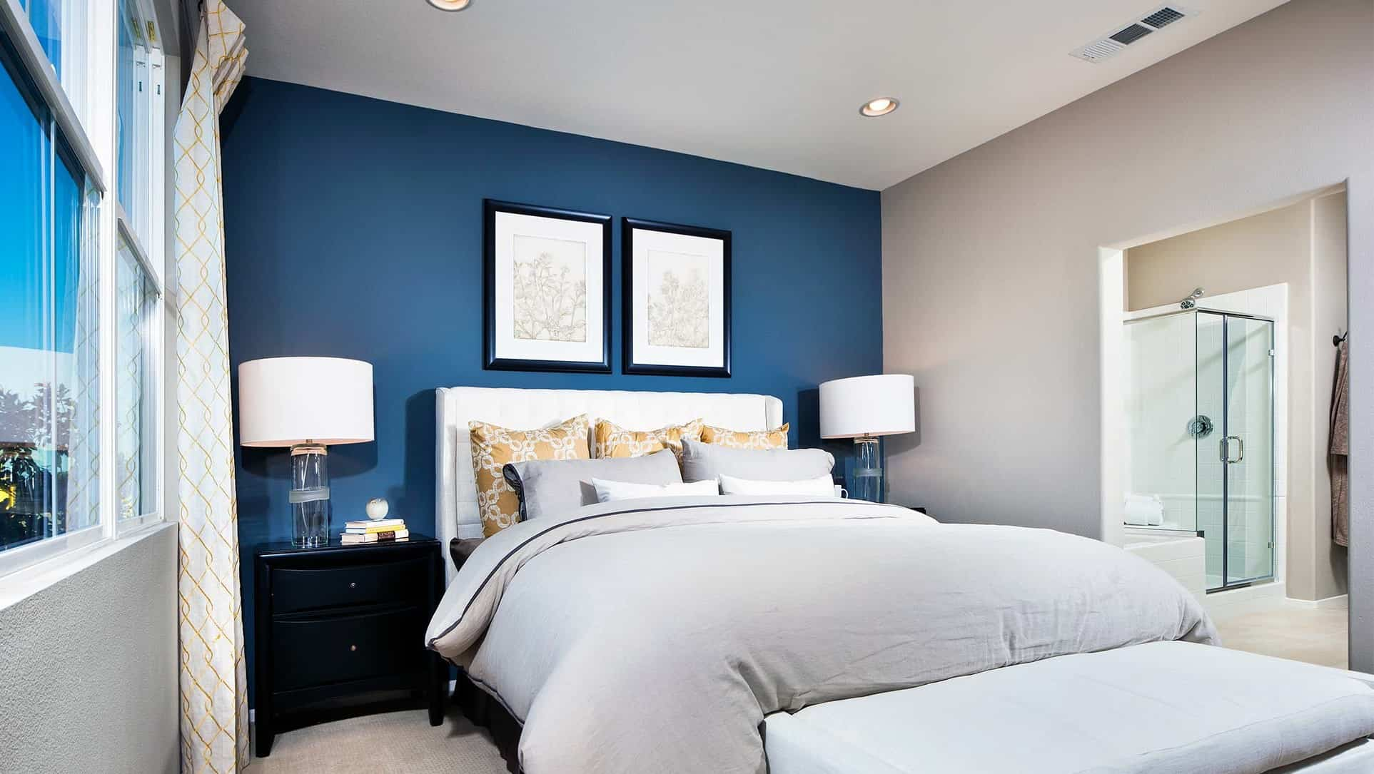 accents of taupe ina room