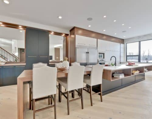 How To Decorate An Open Concept Kitchen