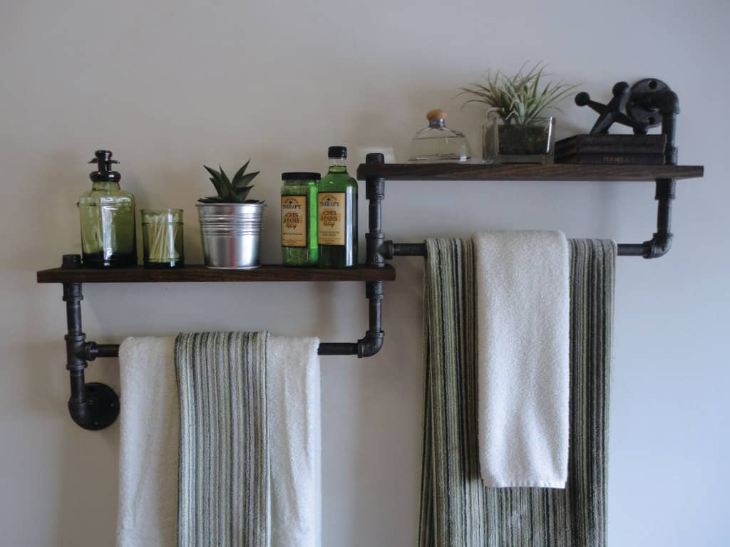 Bathroom Shelving Ideas That Are Just As Charming