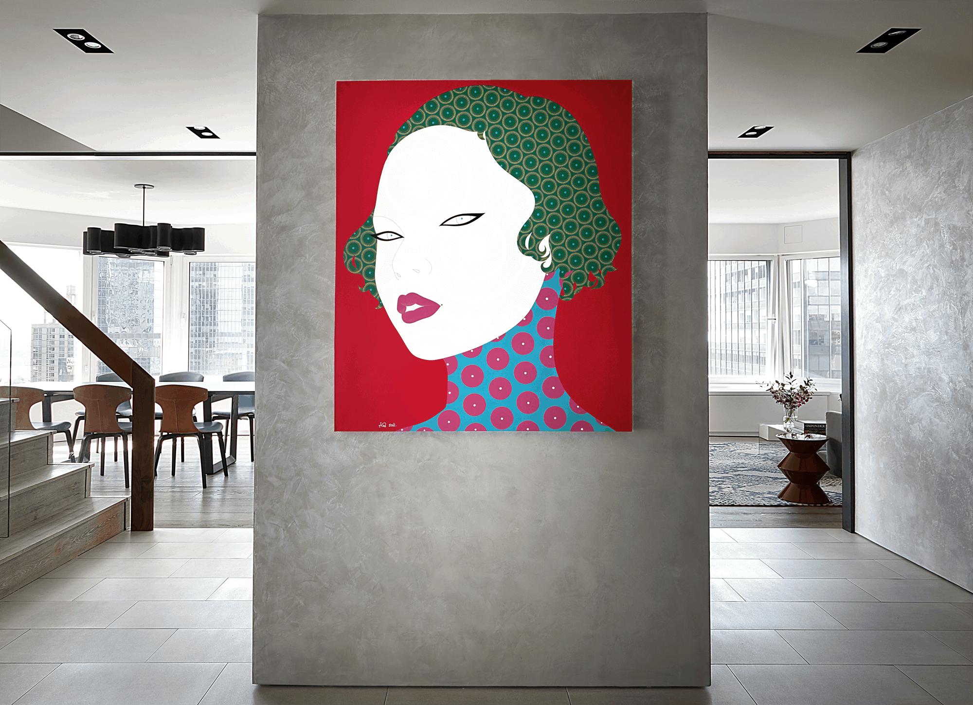 large art work